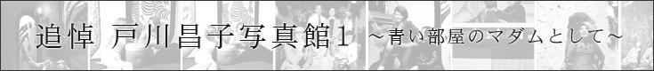 追悼 戸川昌子写真館